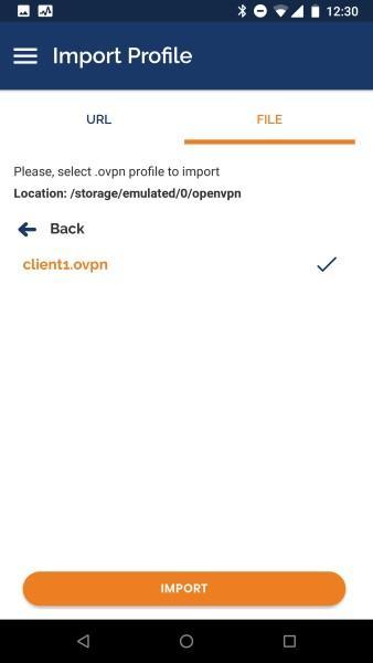 Установка и настройка сервера OpenVPN для CentOS 8