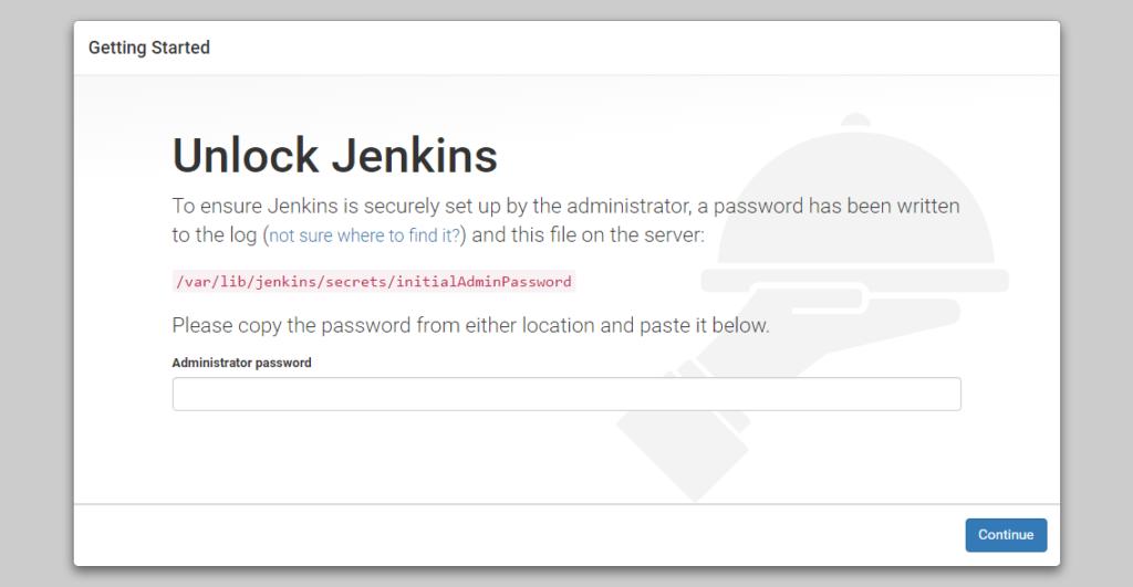 Установка Jenkins на Ubuntu 18.04